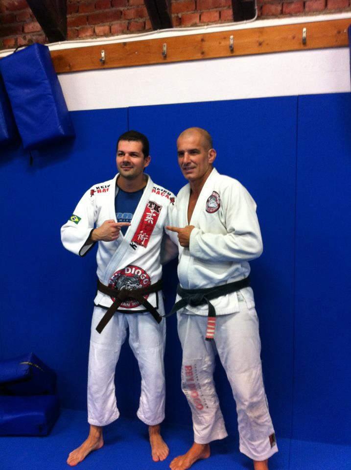 TK BJJ Göteborg Head instructor