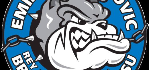 TK Bjj logo Blue